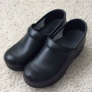 Dansko Black clog. Size 36.